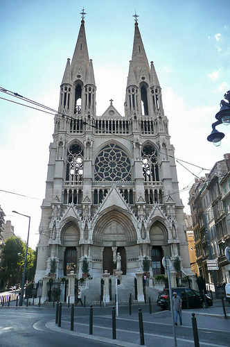 gotische kerk for captain kirk