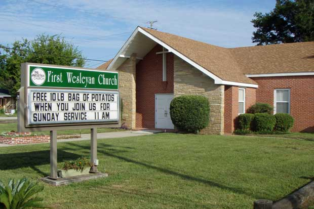 Spudship Church