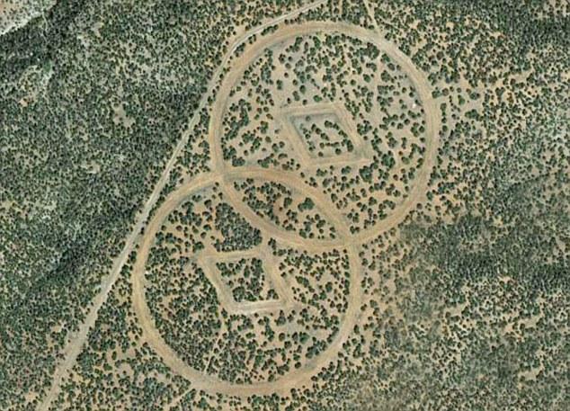 Scientology Alien Venn Diagram cathedral