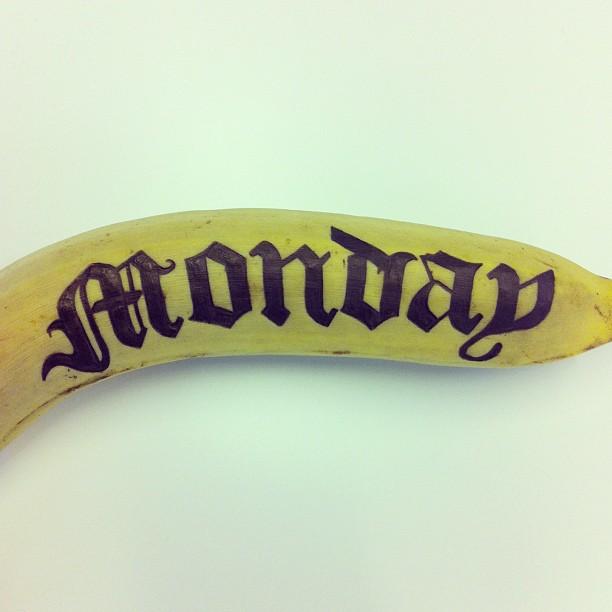 Featured Banana Artist - Mat Dolphin