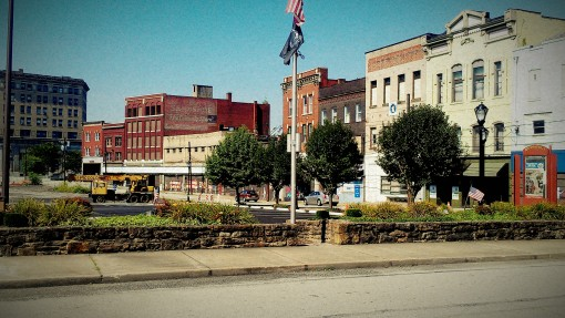 Brownsville, PA is America's town, and is on the move. The future awaits, in Brownsville, USA