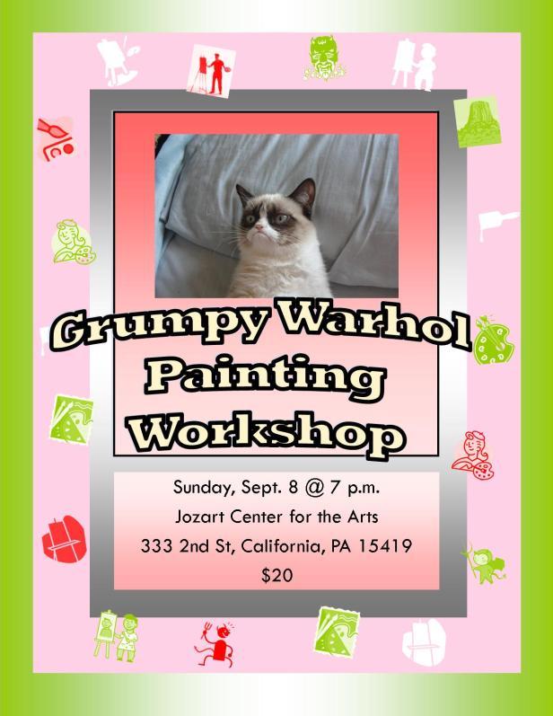Painting Workshop - Hey Pennsylvania, Let's Get Artsy