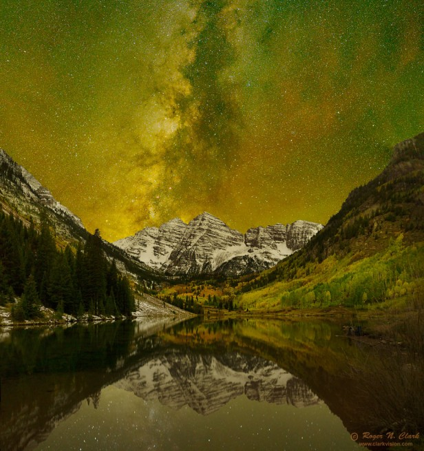 Maroon Bells, for no reason