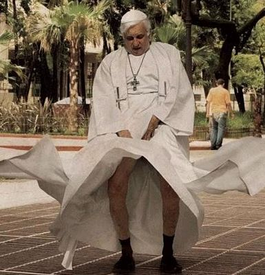 I'm Too Sexy for My Cassock