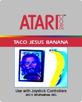 taco jesus banana
