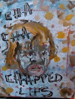 cha cha chapped lips