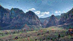 Google Dreams of McCowan Mountain