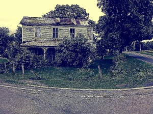 old crusty pa home