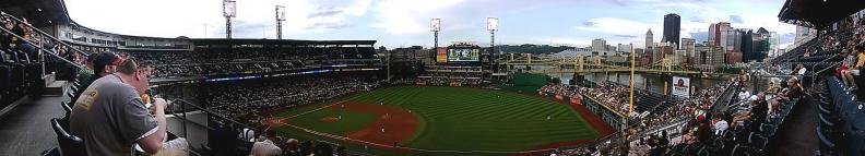 panorama ball field